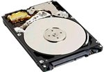 "80 GB 2.5"" SATA Hard Drive"